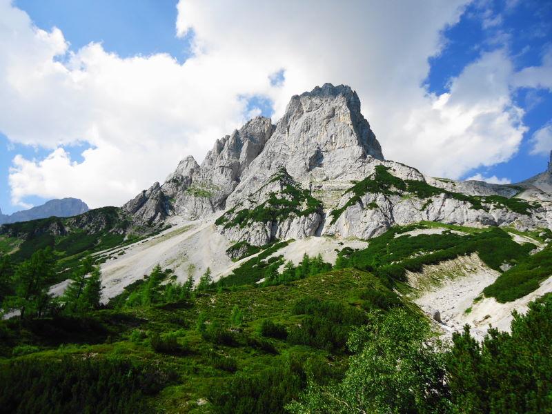 Foto: Günter Siegl / Wander Tour / Hunerkogel - Großer Koppenkarstein - Edelgrieß (2863m) / Türlspitz / 24.08.2015 10:00:46