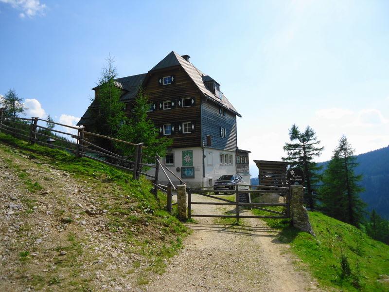 Foto: Günter Siegl / Wander Tour / Hunerkogel - Großer Koppenkarstein - Edelgrieß (2863m) / Austria Hütte / 24.08.2015 09:59:29