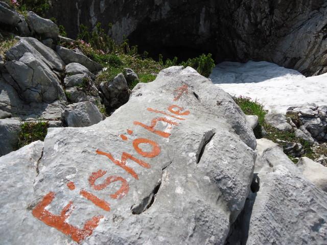 Foto: Günter Siegl / Wandertour / Über die Ebenseer-Hochkogelhütte auf den Schönberg / 07.07.2012 17:55:07