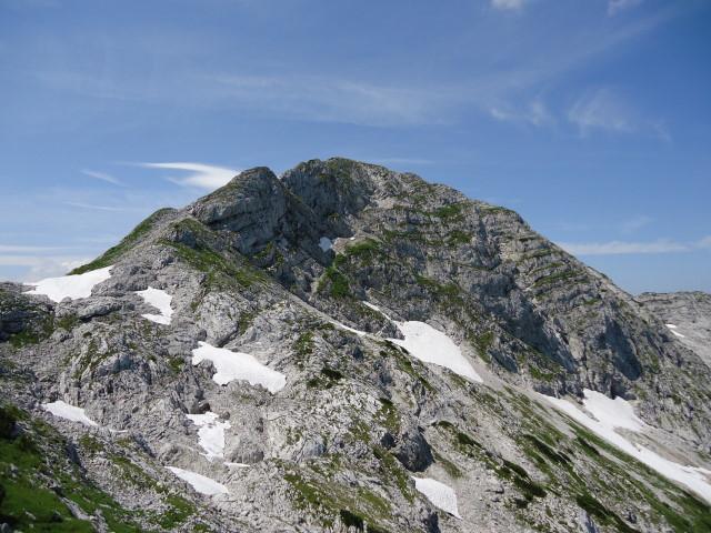 Foto: Günter Siegl / Wandertour / Über die Ebenseer-Hochkogelhütte auf den Schönberg / Schönberg / 07.07.2012 17:41:14