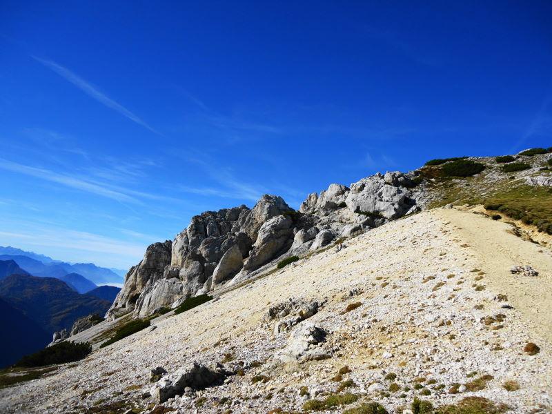 Foto: Günter Siegl / Wander Tour / Hochobir - Aussichtskanzel im Kärntner Unterland (2139m) / 27.11.2016 18:13:17