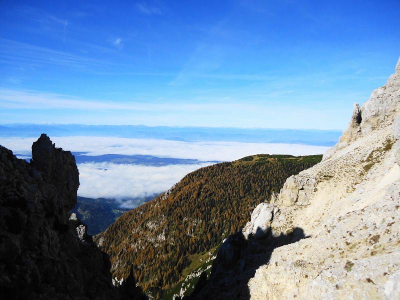 Foto: Günter Siegl / Wander Tour / Hochobir - Aussichtskanzel im Kärntner Unterland (2139m) / 27.11.2016 18:13:53