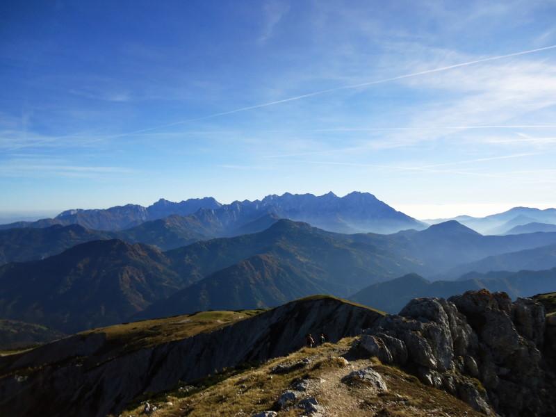 Foto: Günter Siegl / Wander Tour / Hochobir - Aussichtskanzel im Kärntner Unterland (2139m) / Steiner Alpen / 27.11.2016 18:17:35