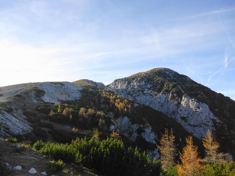 Foto: Günter Siegl / Wander Tour / Hochobir - Aussichtskanzel im Kärntner Unterland (2139m) / 27.11.2016 18:18:14