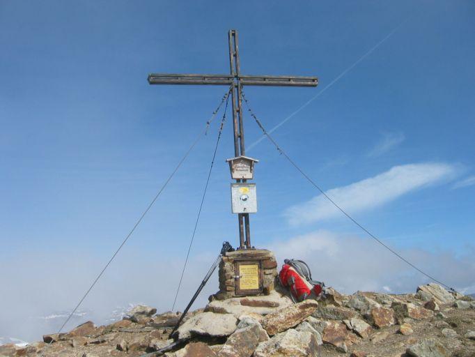 Foto: Gernot Huber / Wander Tour / Rundwanderung über den Königstuhl (2336m) / 05.03.2010 20:03:12