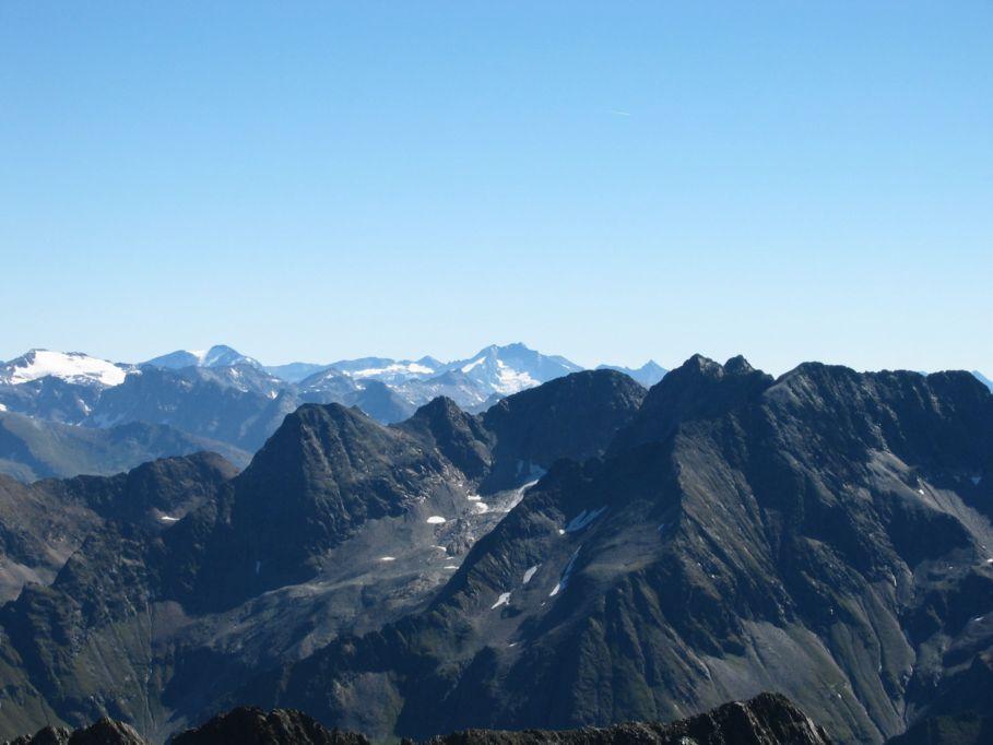 Foto: Gernot Huber / Wander Tour / Böses Weibl vom Lucknerhaus (3121 m) / Hochalmspitze / 06.03.2010 14:20:48