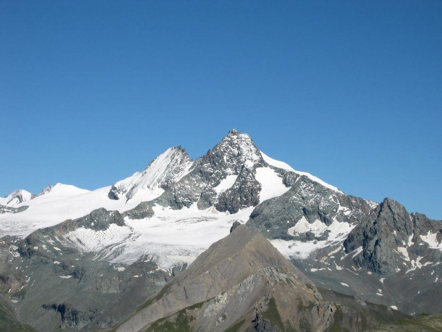 Foto: Gernot Huber / Wander Tour / Böses Weibl vom Lucknerhaus (3121 m) / Immer gegenwärtig / 06.03.2010 14:16:51