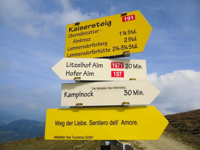 Foto: Günter Siegl / Wander Tour / Hochpalfennock und Kamplnock (2101m) / 10.11.2016 21:24:42