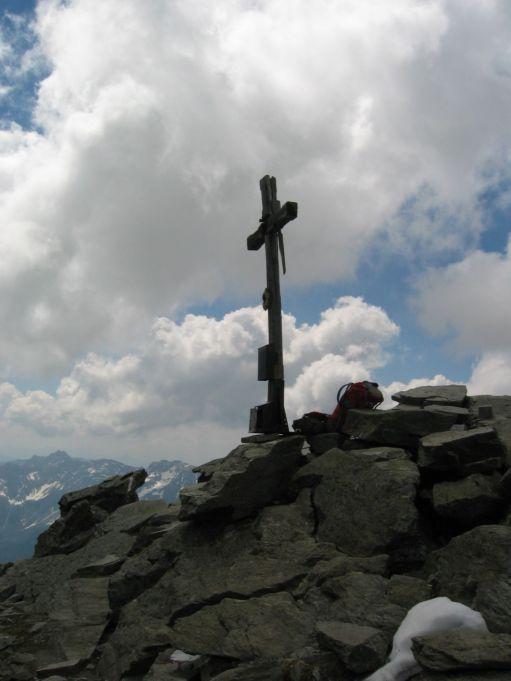 Foto: Gernot Huber / Wander Tour / Polinik (2784m) / 05.03.2010 20:12:59