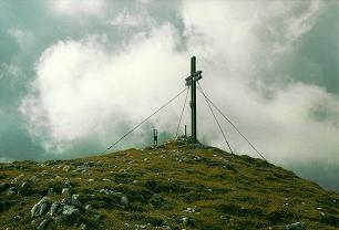 Foto: Wolfgang Dröthandl / Wander Tour / Von Wildalpen auf den Großen Griesstein / Gipfel des Großen Griessteins / 28.03.2011 13:56:21