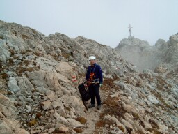 Foto: Andreas Koller / Wander Tour / Über den Austriaweg auf die Porze (2599 m) / 07.05.2008 22:33:57