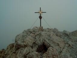 Foto: Andreas Koller / Wander Tour / Über den Austriaweg auf die Porze (2599 m) / 07.05.2008 22:33:50