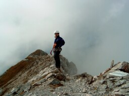 Foto: Andreas Koller / Wander Tour / Über den Austriaweg auf die Porze (2599 m) / 07.05.2008 22:33:30