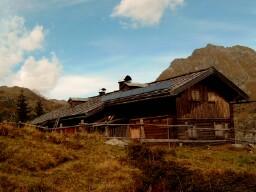 Foto: Andreas Koller / Wander Tour / Über den Austriaweg auf die Porze (2599 m) / 07.05.2008 22:34:26