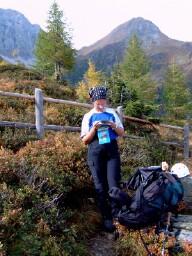 Foto: Andreas Koller / Wander Tour / Über den Austriaweg auf die Porze (2599 m) / 07.05.2008 22:34:21