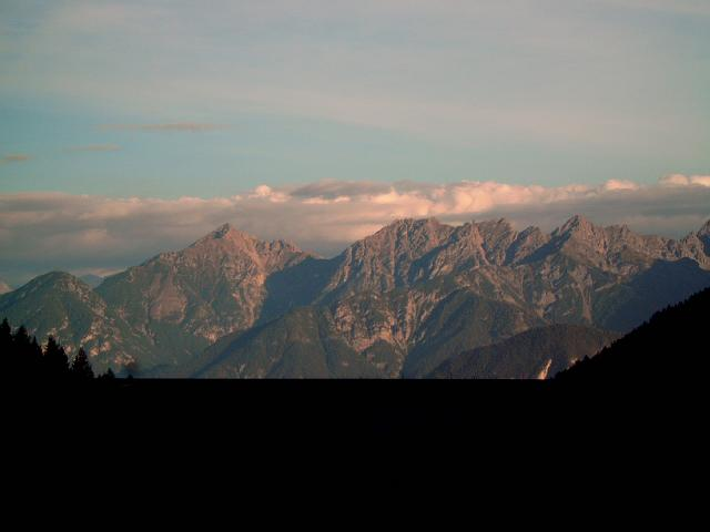 Foto: Andreas Koller / Wandertour / Hochtennspitze: Klettersteig oder Wanderweg? (2549 m) / 09.05.2008 15:09:08