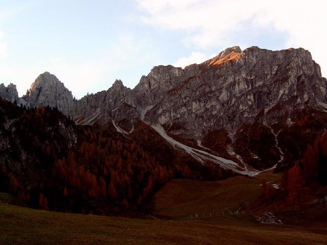 Foto: Andreas Koller / Wandertour / Hochtennspitze: Klettersteig oder Wanderweg? (2549 m) / 09.05.2008 15:09:03