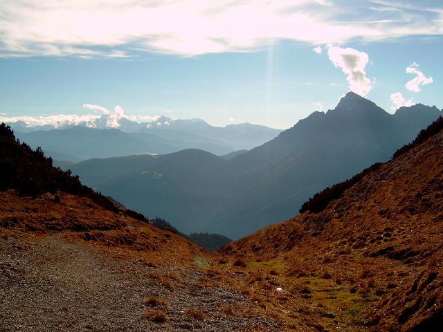 Foto: Andreas Koller / Wandertour / Hochtennspitze: Klettersteig oder Wanderweg? (2549 m) / 09.05.2008 15:08:59