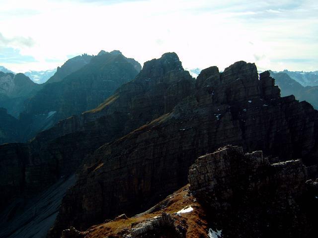 Foto: Andreas Koller / Wandertour / Hochtennspitze: Klettersteig oder Wanderweg? (2549 m) / 09.05.2008 15:08:36