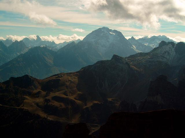 Foto: Andreas Koller / Wandertour / Hochtennspitze: Klettersteig oder Wanderweg? (2549 m) / 09.05.2008 15:08:17