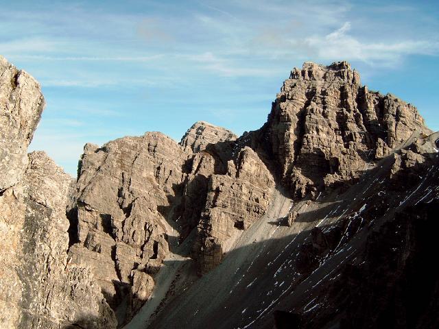 Foto: Andreas Koller / Wandertour / Hochtennspitze: Klettersteig oder Wanderweg? (2549 m) / 09.05.2008 15:08:03