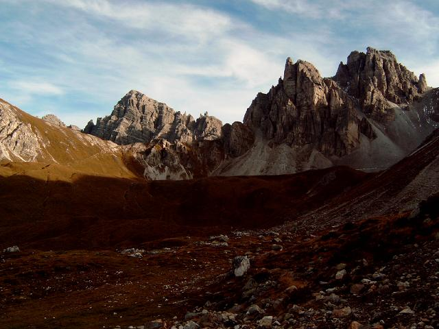 Foto: Andreas Koller / Wander Tour / Hochtennspitze: Klettersteig oder Wanderweg? (2549 m) / 09.05.2008 15:07:36