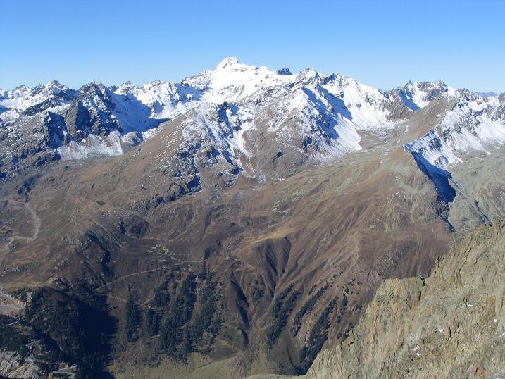 Foto: Andreas Koller / Wander Tour / Vordere Ölgrubenspitze - sehr anspruchsvolles Ziel im Kaunergrat (3456 m) / 04.06.2008 20:10:16