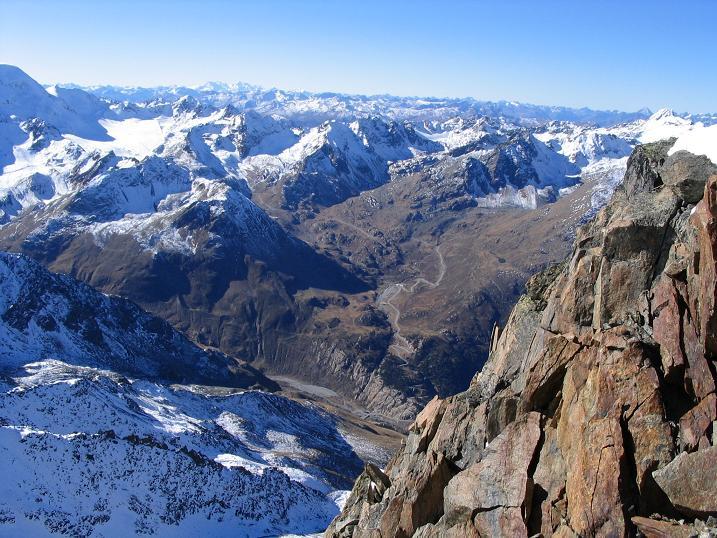 Foto: Andreas Koller / Wander Tour / Vordere Ölgrubenspitze - sehr anspruchsvolles Ziel im Kaunergrat (3456 m) / 04.06.2008 20:09:21