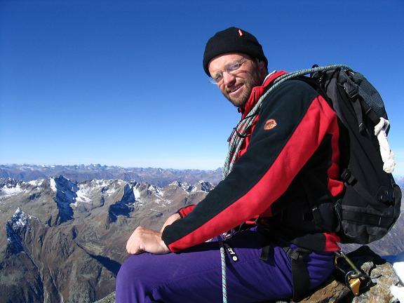 Foto: Andreas Koller / Wander Tour / Vordere Ölgrubenspitze - sehr anspruchsvolles Ziel im Kaunergrat (3456 m) / 04.06.2008 20:09:06