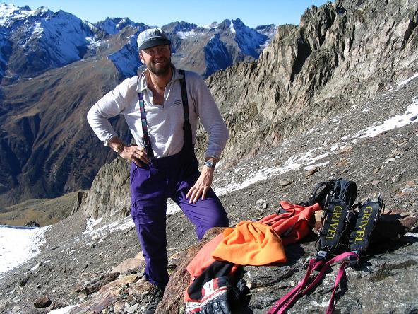 Foto: Andreas Koller / Wander Tour / Vordere Ölgrubenspitze - sehr anspruchsvolles Ziel im Kaunergrat (3456 m) / 04.06.2008 20:08:34