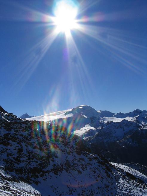 Foto: Andreas Koller / Wander Tour / Vordere Ölgrubenspitze - sehr anspruchsvolles Ziel im Kaunergrat (3456 m) / 04.06.2008 20:08:27