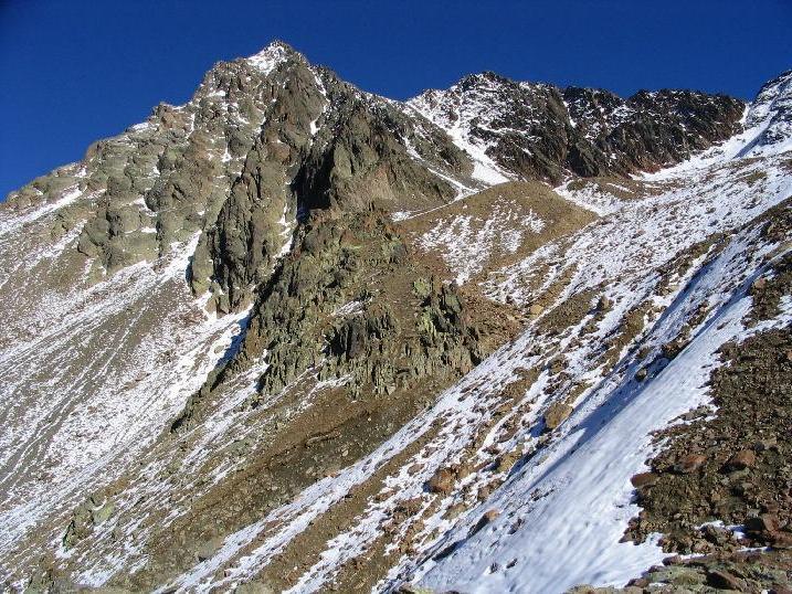 Foto: Andreas Koller / Wander Tour / Vordere Ölgrubenspitze - sehr anspruchsvolles Ziel im Kaunergrat (3456 m) / 04.06.2008 20:08:21