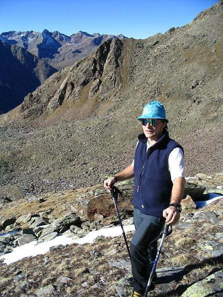 Foto: Andreas Koller / Wander Tour / Vordere Ölgrubenspitze - sehr anspruchsvolles Ziel im Kaunergrat (3456 m) / 04.06.2008 20:08:11
