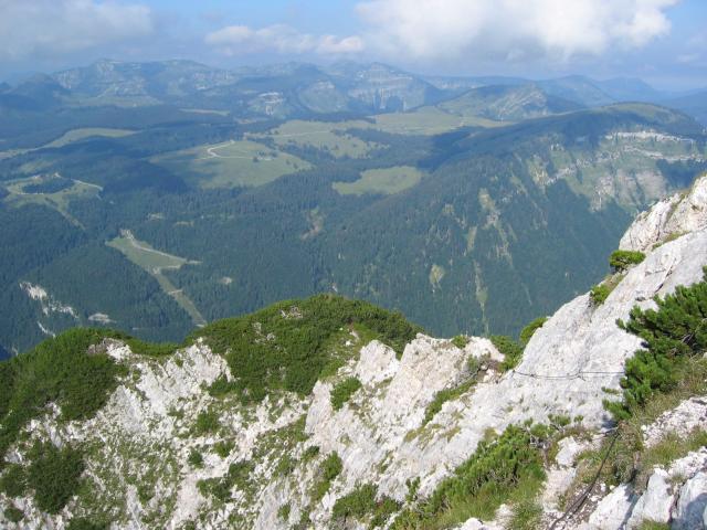 Foto: pepi4813 / Wandertour / Rinnkogel, 1823m / Fast schon am Gipfel / 19.07.2009 10:32:11