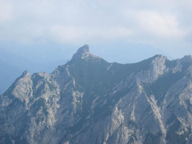 Foto: pepi4813 / Wandertour / Rinnkogel, 1823m / Blick zum Bergwerkskogel / 19.07.2009 10:32:24