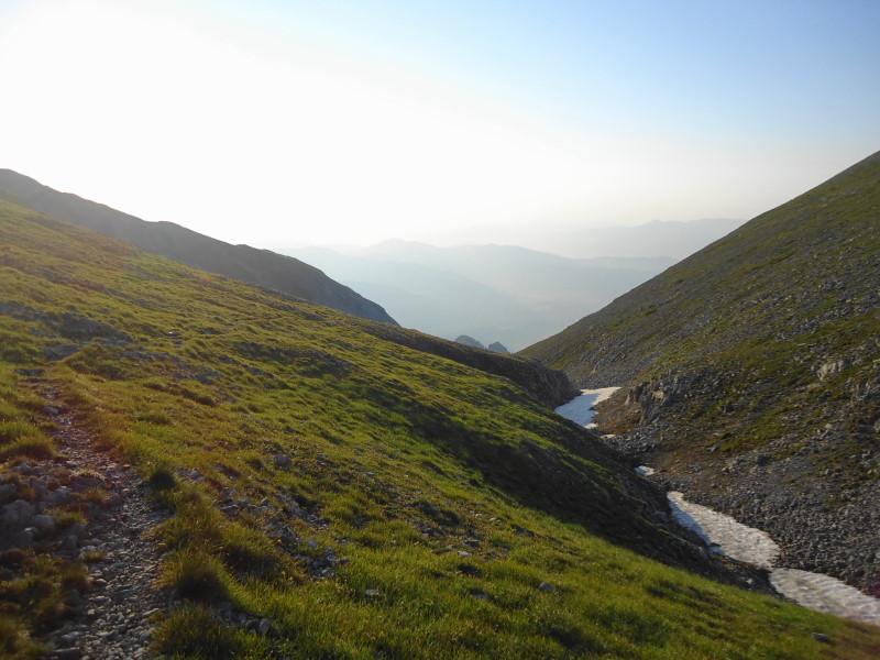 Foto: Günter Siegl / Wander Tour / Gößeck - Vorposten der Eisenerzer Alpen (2214m) / Bechlgraben / 28.07.2014 16:40:45