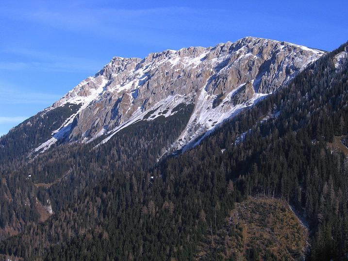 Foto: Andreas Koller / Wander Tour / Gößeck - Vorposten der Eisenerzer Alpen (2214m) / Gösseck-Stock / 08.12.2009 15:05:38