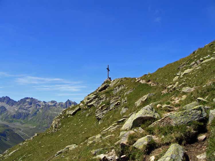 Foto: tomy37 / Wander Tour / Bielerspitze - Aussichtskanzel über dem Silvretta Stausee (2545m) / Bieler Kopf / 25.08.2009 23:56:50