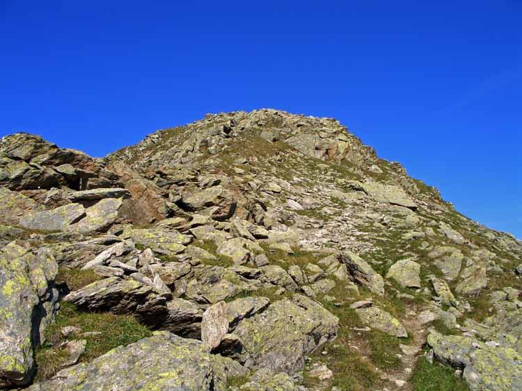 Foto: tomy37 / Wander Tour / Bielerspitze - Aussichtskanzel über dem Silvretta Stausee (2545m) / 25.08.2009 23:52:10