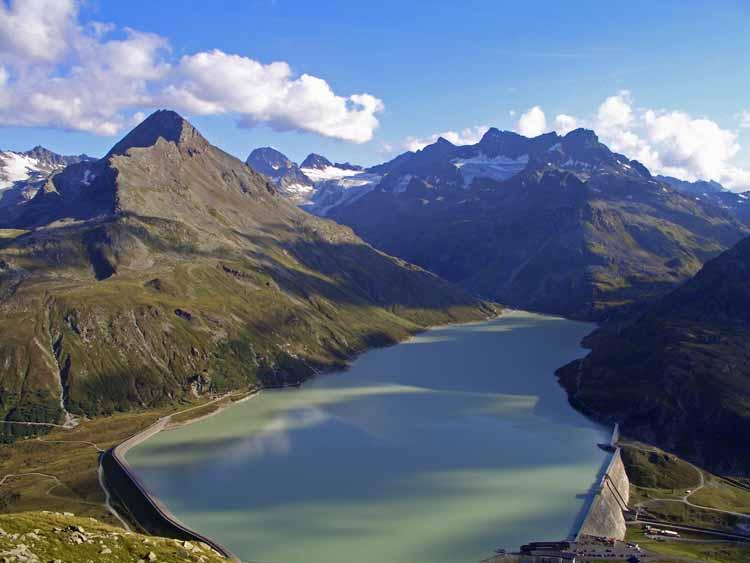 Foto: tomy37 / Wander Tour / Bielerspitze - Aussichtskanzel über dem Silvretta Stausee (2545m) /