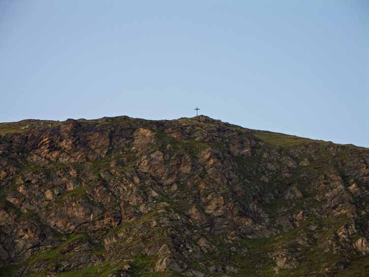 Foto: tomy37 / Wander Tour / Bielerspitze - Aussichtskanzel über dem Silvretta Stausee (2545m) / Bieler Kopf / 25.08.2009 23:49:45