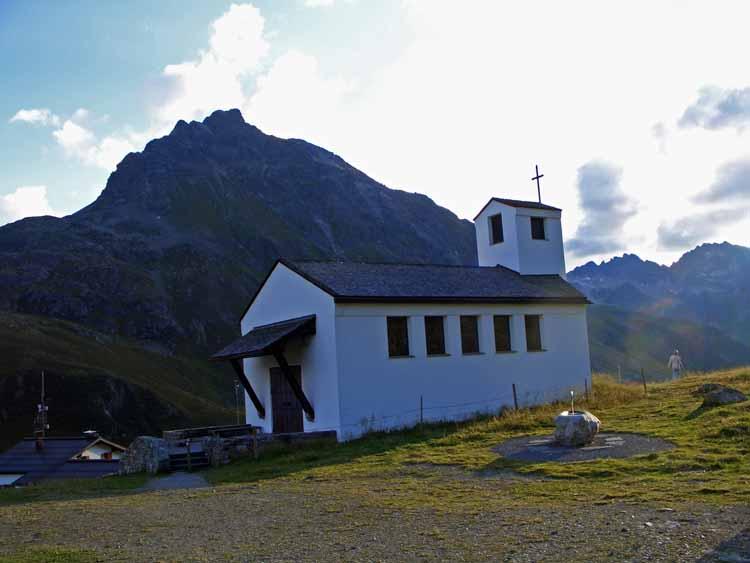 Foto: tomy37 / Wander Tour / Bielerspitze - Aussichtskanzel über dem Silvretta Stausee (2545m) / 25.08.2009 23:49:10