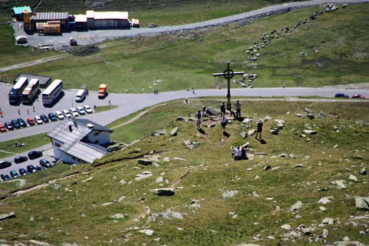 Foto: tomy37 / Wander Tour / Bielerspitze - Aussichtskanzel über dem Silvretta Stausee (2545m) / Der