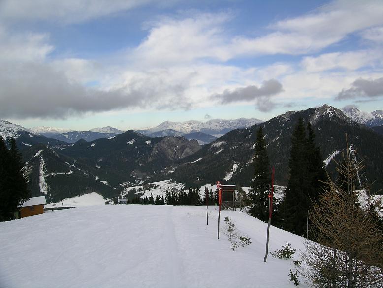 Foto: Andreas Koller / Wander Tour / Von Hohentauern auf den Geierkogel (2231m) / 10.06.2008 16:35:26