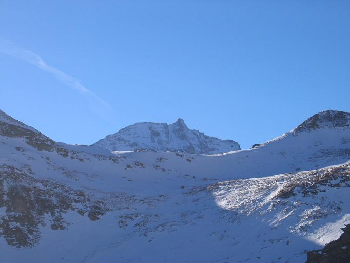 Foto: Andreas Koller / Wander Tour / Auf ungewöhnlichem Weg auf den Silberpfennig (2600m) / 10.06.2008 16:50:34