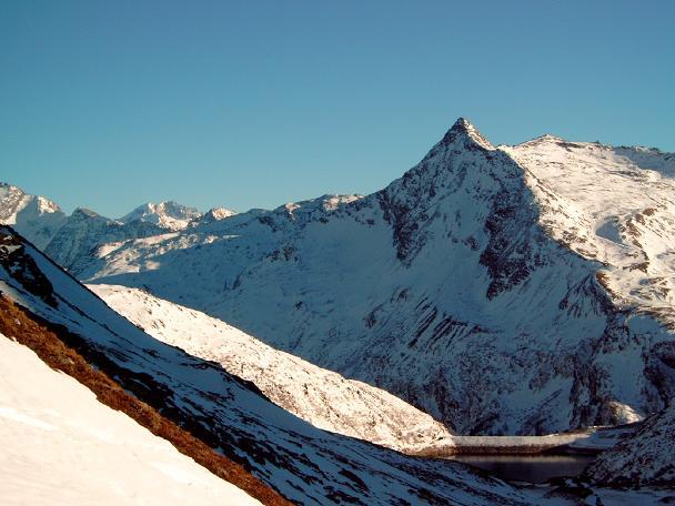 Foto: Andreas Koller / Wandertour / Auf ungewöhnlichem Weg auf den Silberpfennig (2600m) / 10.06.2008 16:51:45