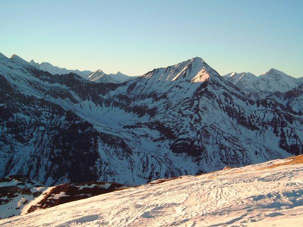 Foto: Andreas Koller / Wander Tour / Auf ungewöhnlichem Weg auf den Silberpfennig (2600m) / 10.06.2008 16:52:18