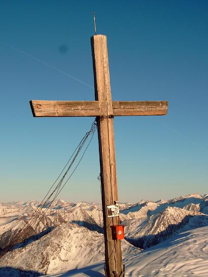 Foto: Andreas Koller / Wander Tour / Auf ungewöhnlichem Weg auf den Silberpfennig (2600m) / 10.06.2008 16:52:29