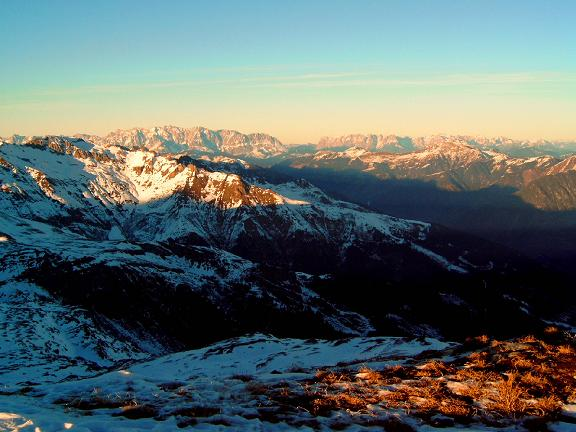 Foto: Andreas Koller / Wander Tour / Auf ungewöhnlichem Weg auf den Silberpfennig (2600m) / 10.06.2008 16:52:38