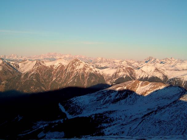 Foto: Andreas Koller / Wander Tour / Auf ungewöhnlichem Weg auf den Silberpfennig (2600m) / 10.06.2008 16:52:57